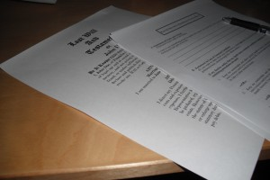 Notaire pour testament et Sucession au Québec