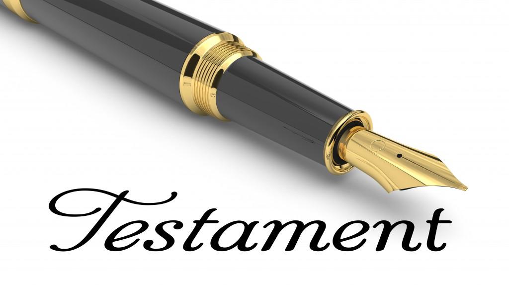 Guide sur le testament notari au qu bec soumissions for Chambre de notaires quebec